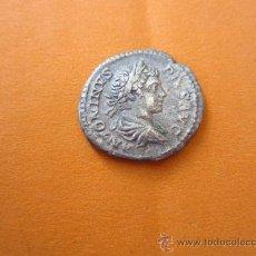 Monedas Roma República: DENARIO DE PLATA ROMANO - CARACALLA 198-217 A.C. - ORIGINAL. Lote 31216105