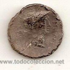 Monedas Roma República: REPÚBLICA ROMANA: DENARIO FALSO DE ÉPOCA. Lote 31738228