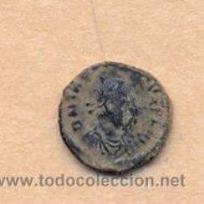 Monedas Roma República: MONEDA 343 - MONEDA ROMANA ROMAN COIN MEASURES 8 MM WEIGHT 1 GRMS MEDIDAS SOBRE 8 MM PESO SOBRE 1. Lote 35596991