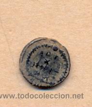 Monedas Roma República: MONEDA 343 - MONEDA ROMANA ROMAN COIN MEASURES 8 MM WEIGHT 1 GRMS MEDIDAS SOBRE 8 MM PESO SOBRE 1 - Foto 3 - 35596991