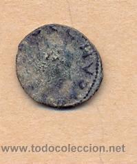 Monedas Roma República: MONEDA 349 - SE LEE CAUTIO - MONEDA 349 - MONEDA ROMANA - SE LEE CAUTIO - ROMAN COIN MEASURES 15 MM - Foto 3 - 35598499