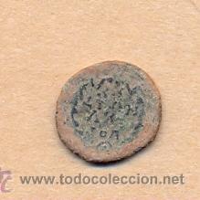 MONEDA 353 - MONEDA ROMANA - ROMAN COIN MEASURES 15 MM WEIGHT 1 GRMS MEDIDAS SOBRE 15 MM PESO SOB (Numismática - Periodo Antiguo - Roma República)