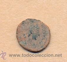 Monedas Roma República: MONEDA 353 - MONEDA ROMANA - ROMAN COIN MEASURES 15 MM WEIGHT 1 GRMS MEDIDAS SOBRE 15 MM PESO SOB - Foto 3 - 35600211