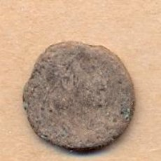 Monedas Roma República: MONEDA 354 - MONEDA ROMANA - ROMAN COIN MEASURES 15 MM WEIGHT 2 GRMS MEDIDAS SOBRE 15 MM PESO SOB. Lote 35600310