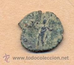 Monedas Roma República: MONEDA 361 - MONEDA ROMANA - ROMAN COIN MEASURES 17 MM WEIGHT 2 GRMS MEDIDAS SOBRE 17 MM PESO SOB - Foto 3 - 35601287