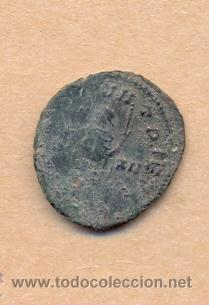 MONEDA 369 - MONEDA ROMANA - ROMAN COIN MEASURES 20 MM WEIGHT 3 GRMS MEDIDAS SOBRE 20 MM PESO SOB (Numismática - Periodo Antiguo - Roma República)