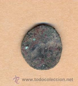Monedas Roma República: MONEDA 369 - MONEDA ROMANA - ROMAN COIN MEASURES 20 MM WEIGHT 3 GRMS MEDIDAS SOBRE 20 MM PESO SOB - Foto 3 - 35623592