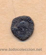 MONEDA 371 - MONEDA ROMANA - ROMAN COIN MEASURES 11 MM WEIGHT 1 GRMS MEDIDAS SOBRE 11 MM PESO SOB (Numismática - Periodo Antiguo - Roma República)