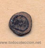 Monedas Roma República: MONEDA 371 - MONEDA ROMANA - ROMAN COIN MEASURES 11 MM WEIGHT 1 GRMS MEDIDAS SOBRE 11 MM PESO SOB - Foto 3 - 35624024