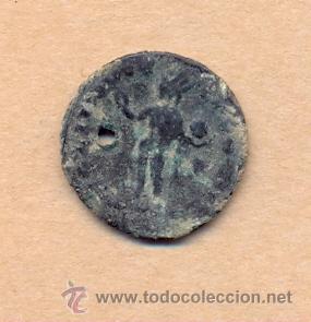 Monedas Roma República: MONEDA 373 - MONEDA ROMANA - ROMAN COIN MEASURES 22 MM WEIGHT 3 GRMS MEDIDAS SOBRE 22 MM PESO SOB - Foto 3 - 35624437