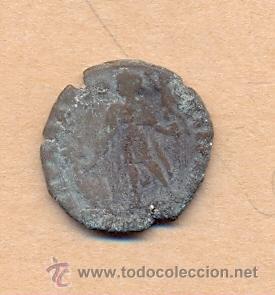 Monedas Roma República: MONEDA 374 - MONEDA ROMANA - ROMAN COIN MEASURES 22 MM WEIGHT 5 GRMS MEDIDAS SOBRE 22 MM PESO SOB - Foto 2 - 35624588