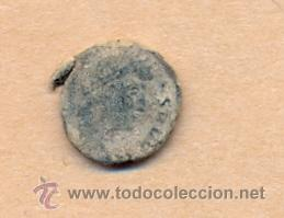 MONEDA 378 - MONEDA ROMANA - ROMAN COIN MEASURES 15 MM WEIGHT 2 GRMS MEDIDAS SOBRE 15 MM PESO SOB (Numismática - Periodo Antiguo - Roma República)