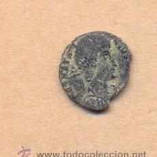 Monedas Roma República: MONEDA 380 - MONEDA ROMANA - ROMAN COIN MEASURES 15 MM WEIGHT 1 GRMS MEDIDAS SOBRE 15 MM PESO SOB. Lote 35627867