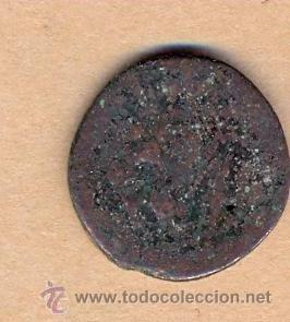 Monedas Roma República: MONEDA 382 - MONEDA ROMANA - ROMAN COIN MEASURES 26 MM WEIGHT 8 GRMS MEDIDAS SOBRE 26 MM PESO SOB - Foto 3 - 35628082