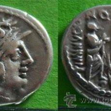 Monedas Roma República: DENARIO F.F.C.926 MINUCIA MBC+ AG . Lote 35919004