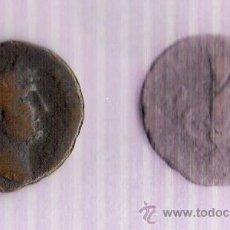 Monedas Roma República: SESTERCIO ADRIANO CABEZA DESCUBIERTA AÑOS 134-138. Lote 36118181