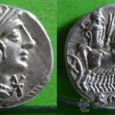Monedas Roma República: DENARIO F.F.C.1183 / SEABY.-1 VARGUNTEIA EBC/EBC- AG BONITA. . Lote 36371259
