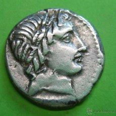 Monedas Roma República: ROMAN COIN. DENARIO REPUBLICANO ANÓNIMO. Lote 40707217