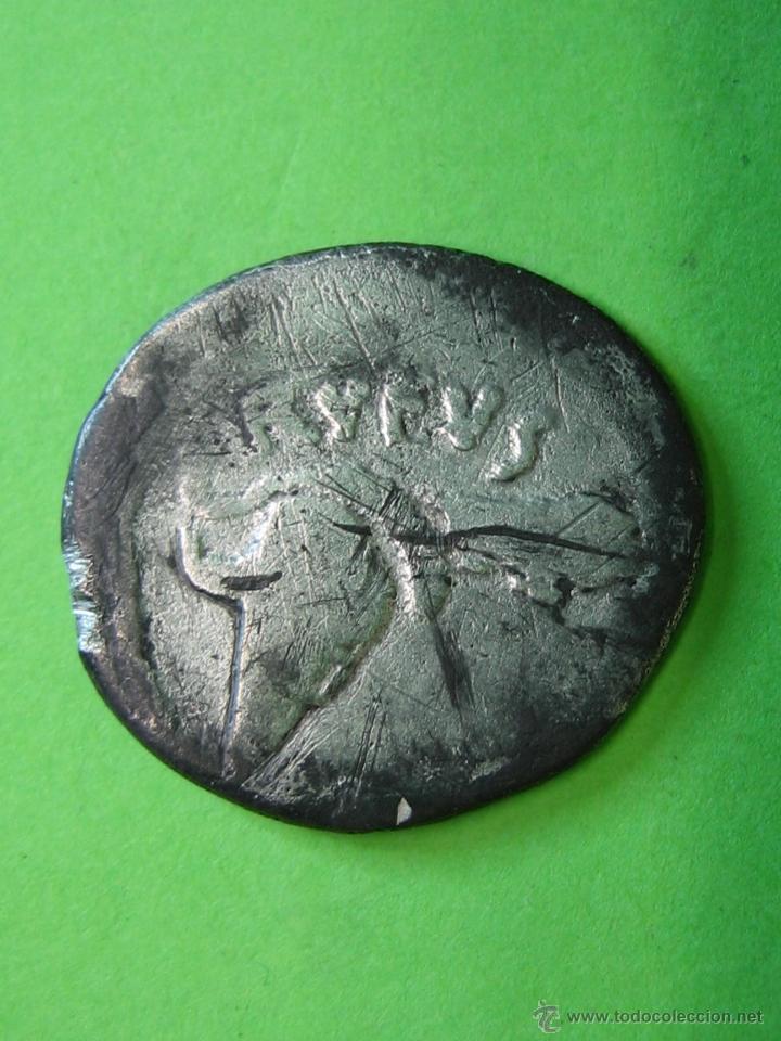 ROMAN COIN. DENARIO REPUBLICANO FAMILIA GENS CORNELIA (Numismática - Periodo Antiguo - Roma República)