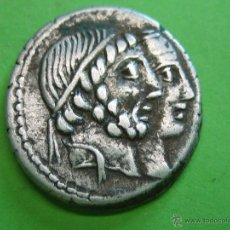 Monedas Roma República: ROMAN COIN. DENARIO REPUBLICA. Lote 40713351