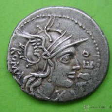 Monedas Roma República: ROMAN COIN. DENARIO REPUBLICA. FAMILIA FABIA. Lote 41096867