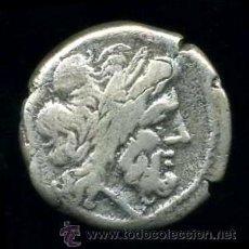 Monedas Roma República: VICTORIATO DE PLATA REPUBLICA ROMANA (185-155 A.D. C). Lote 41661575