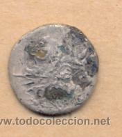 Monedas Roma República: BRO 220 - DENARIO REPUBLICANO FALSO DE ÉPOCA MEDIDAS SOBRE 17 MM PESO SOBRE 3 GRAMOS - Foto 4 - 45717553
