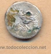 Monedas Roma República: BRO 220 - DENARIO REPUBLICANO FALSO DE ÉPOCA MEDIDAS SOBRE 17 MM PESO SOBRE 3 GRAMOS - Foto 5 - 45717553