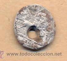 BRO 221 - DENARIO REPUBLICANO FALSO DE ÉPOCA MEDIDAS SOBRE 17 MM PESO SOBRE 3 GRAMOS (Numismática - Periodo Antiguo - Roma República)