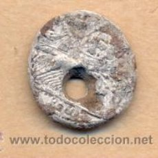 Monedas Roma República: BRO 221 - DENARIO REPUBLICANO FALSO DE ÉPOCA MEDIDAS SOBRE 17 MM PESO SOBRE 3 GRAMOS. Lote 45717766