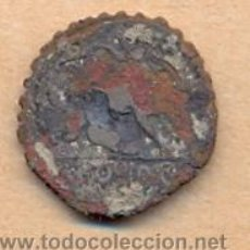 Monedas Roma República: BRO 222 - DENARIO REPUBLICANO FALSO DE ÉPOCA MEDIDAS SOBRE 17 MM PESO SOBRE 3 GRAMOS. Lote 45718002