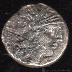 Monedas Roma República: MONEDA DENARIO ROMANO REPUBLICANO. LUCRECIA.. Lote 23407635