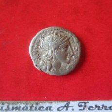 Monedas Roma República: REPUBLICA ROMANA. DENARIO DE SERGIA. 116 AC. #MN. Lote 49323006