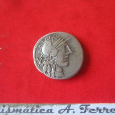 Monedas Roma República: REPUBLICA ROMANA. DENARIO DE PORCIA. 123 AC. #MN. Lote 49323085