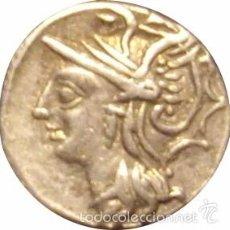 Monedas Roma República: REPÚBLICA ROMANA. DENARIO FAMILIA APPULEIA. SATURNO. Lote 56944286