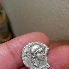 Monedas Roma República: DENARIO POMPEYO HISPANIA. Lote 57464934