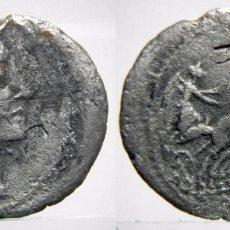 Monedas Roma República: DENARIO REPUBLICANO CON RESELLO. Lote 57652341