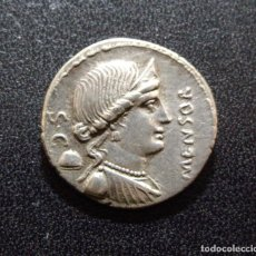 Monedas Roma República: DENARIO REPUBLICA ROMANA - FAMILIA FARSULEIA - AÑO 75 A DE C.. Lote 67312349