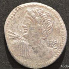 Monedas Roma República: DENARIO DE LICINIA 84 A.C LICINIUS MACER EXCELENTE CONSERVACIÓN. Lote 83571796