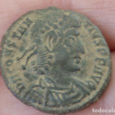 Monedas Roma República: 1/2 CENTENIONAL AE3 DE CONSTANTIUS II, CECA DE SISCIA, FEL REPARATIO TEMP, ALTA CALIDAD, 1/2 FOLLIS. Lote 93711315