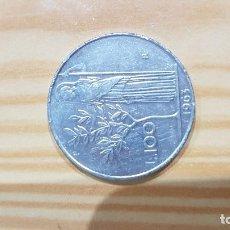 Monedas Roma República: MONEDA DE 100 LIRAS, REPUBLICA ITALIANA 1.963. Lote 109135891