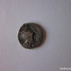 Monedas Roma República: DENARIO. GENS FABIA. PLATA.. Lote 109184459