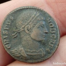AE3 Cesar CRISPO CECA Tesalonica, Dominor Nostron CAEss CENTENIONAL FOLIS, alta calidad