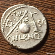 Monedas Roma República: 1 DENARIO REPÚBLICA ROMANA CORNELIUS LENTULUS . Lote 115366431