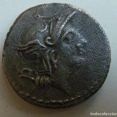Monedas Roma República: DENARIO. FAMILIA JUNIA. 90 A.C.. Lote 115473975