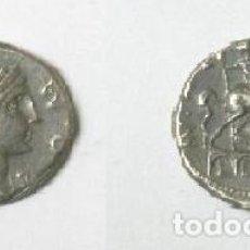 Monedas Roma República: DENARIO REPUBLICA ROMANA FAMILIA AEMILIA. Lote 115700507