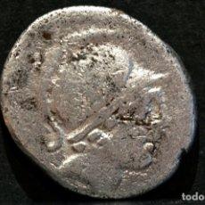 Monedas Roma República: DENARIO REPUBLICA POSTUMIA D.POSTUMIUS ALBINUS BRUTI ROMA 48 AC. Lote 115263783