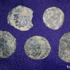 Monedas Roma República: LOTE MONEDAS ROMANAS 2. Lote 127536611