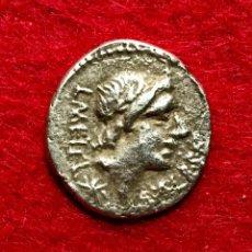 Monedas Roma República: DENARIO REPUBLICANO - GENS CAECILIA - 96 A.C - CAECILIUS METELLUS . Lote 133010974