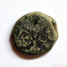 Monedas Roma República: AS JANO BIFRONTE UNCIAL 217-89 A.C. FAMILA IDENTIFICAR C. AES. Lote 133243250
